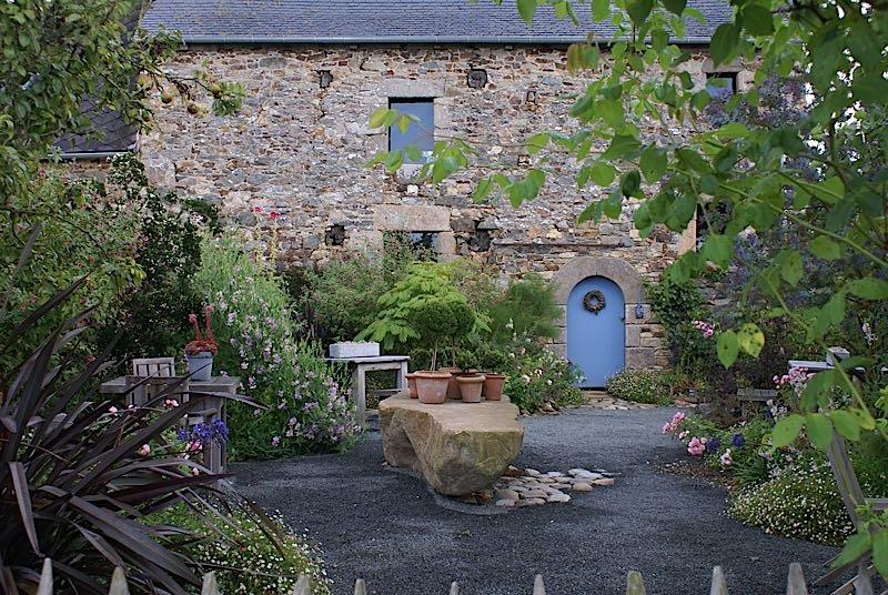 Un jardin d inspiration dans la vall e du trieux les for Le jardin du maraicher 91